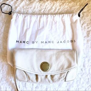 Marc by Marc Jacobs Wristlet, Cream